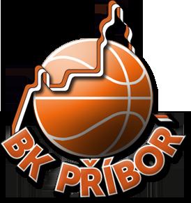 Logo basketbalový klub Příbor